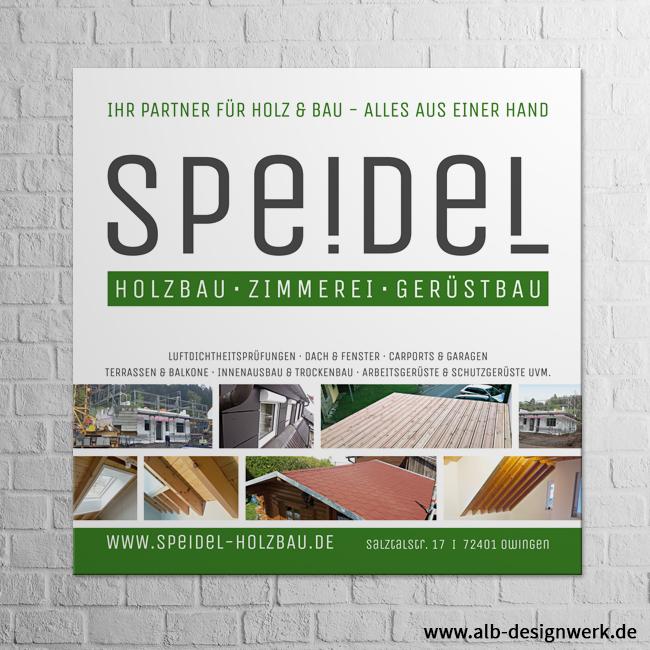 Logo gestalten Logo-Design Banner-Design Plakat Gerüstbanner