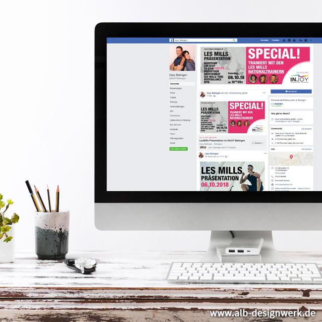 Social Media facebook Post Beitrag Veranstaltung Plakat Design Druck