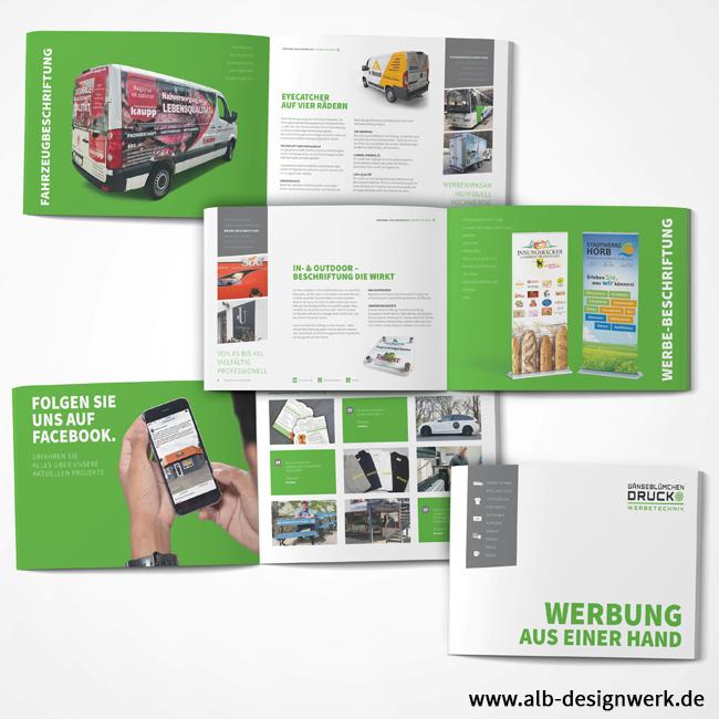 Design Image gestalten Broschüre Magazin Konzeption Druck drucken
