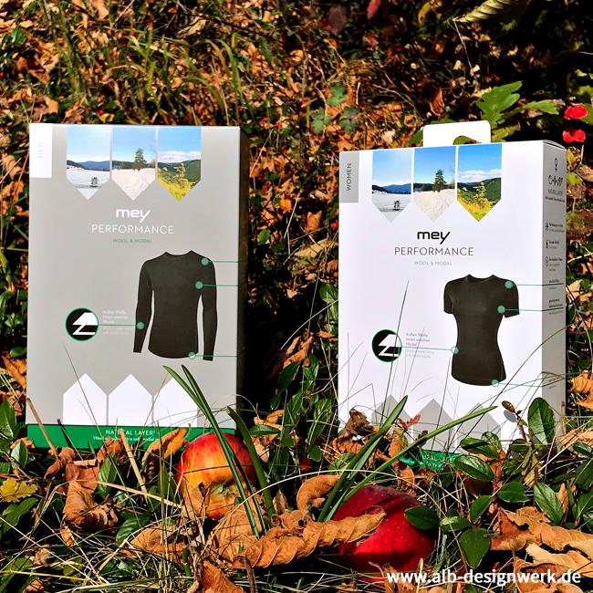 Mey Verpackungsdesign Konzeption, Entwicklung, Druckaufbereitung