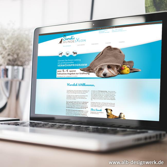 Homepage-Design Web-Design