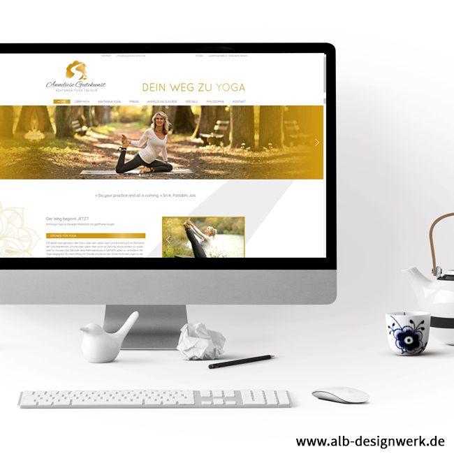 Web-Design Homepagedesign Design Gestaltung