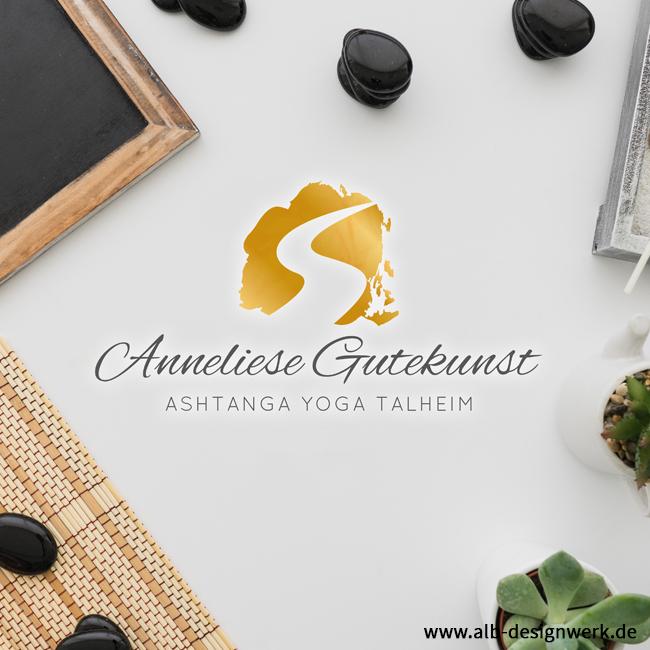 Logo Anneliese Gutekunst Ashtanga Yoga Talheim