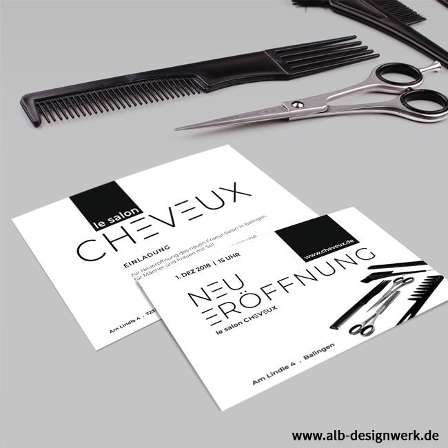 Flyer Postkarte A6 gestalten Design Flyerdesign Druck Produktion