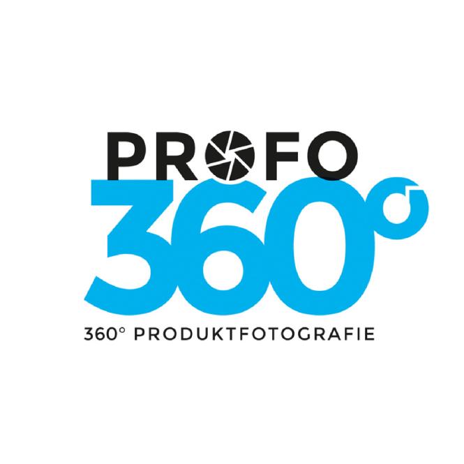 Logogestaltung und Umsetzung für ProFo360°